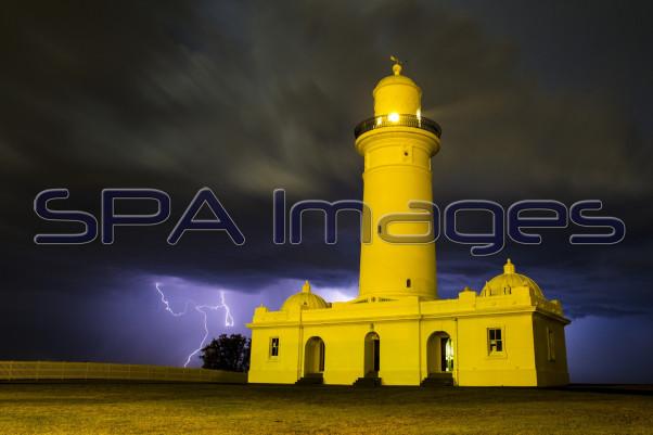 Lighthouse Lightning Nightscape 021214D-0571.JPG