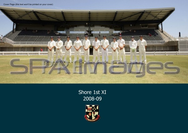 shore 1st XI cricket 08-09.JPG